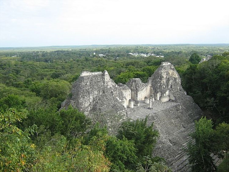 Mayan Ruins