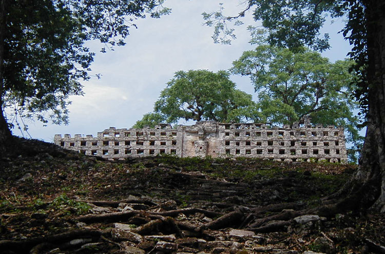 Yaxchilan - © By Flickr user jamidwyer