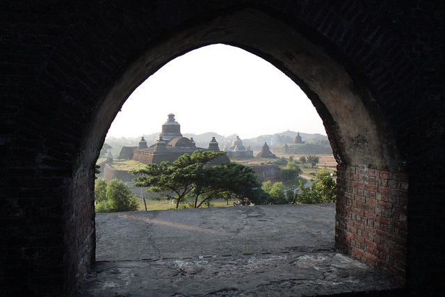 Mrauk U: Mrauk U - Shittaung temple - © Copyright Flickr user Stefan Munder