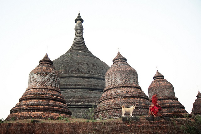Mrauk U - © Copyright Flickr user Stefan Munder