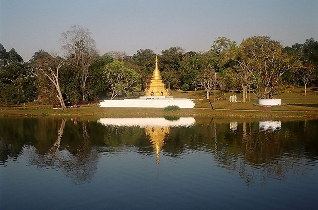 Pyin U Lwin - Botanical gardens - © Copyright Flickr user yeowatzup