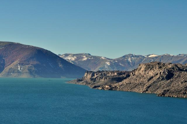 Laguna del Laja NP - © Copyright Flickr user fotos paGoda.me) Pedro Pinacho D.
