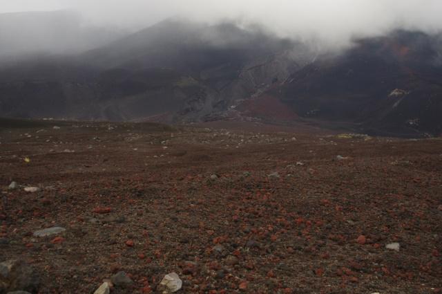 Chile Patagonia: Laguna del Laja NP, Volcan Antuco, Volcan Antuco, Walkopedia