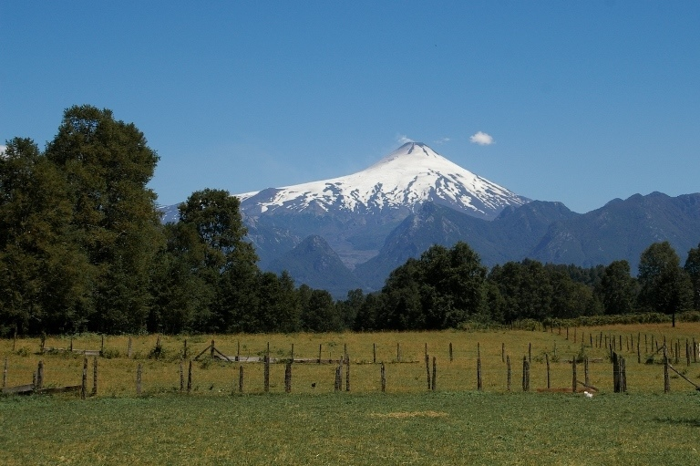 El Volcan Villarica  - © Senor Hans