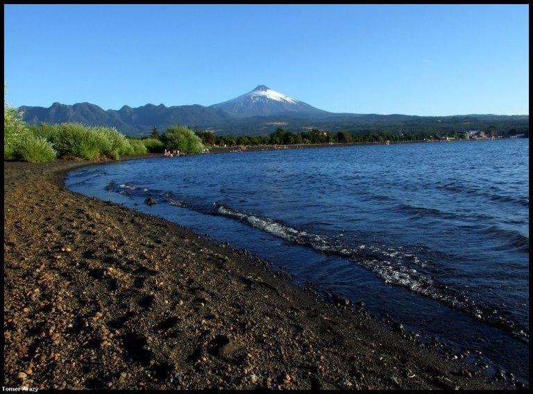 Lake Villarica - © Tomer Arazy