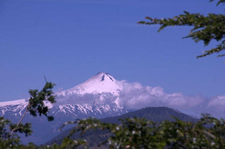 Volcan Villarrica  - © flickr user- Brain Ralphs