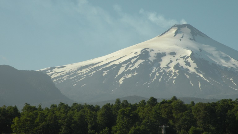 Volcan Villarrica  - © flickr user- p a n