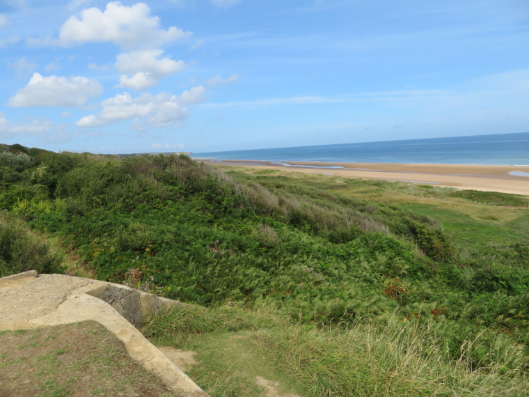 D-Day Beaches: German battery Longues-sur-Mer (2) - © William Mackesy