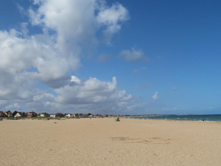 France Normandy, D-Day Beaches, Sword, Walkopedia