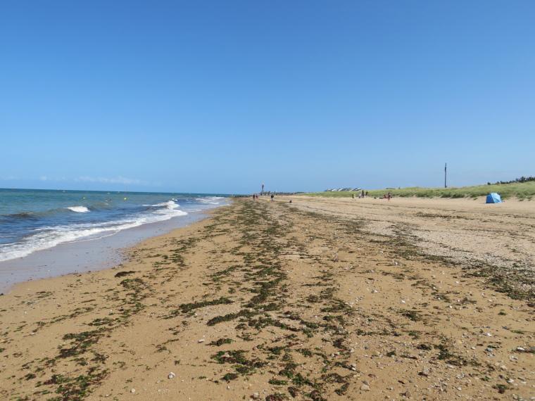 France Normandy, D-Day Beaches, Sword 2, Walkopedia