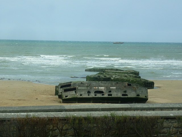 D-Day Beaches: D-Day Beaches - Gold - © Copyright Flickr user carolyngifford