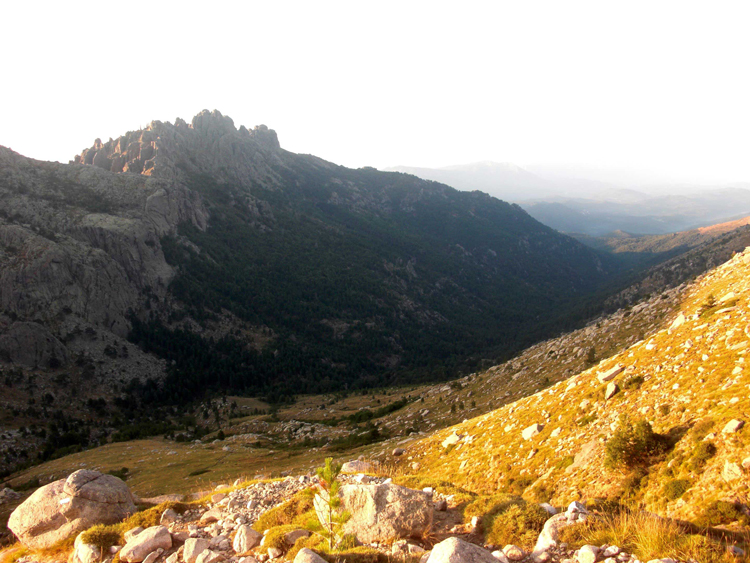 Corsica - GR20 - © Copyright Paul Hadaway