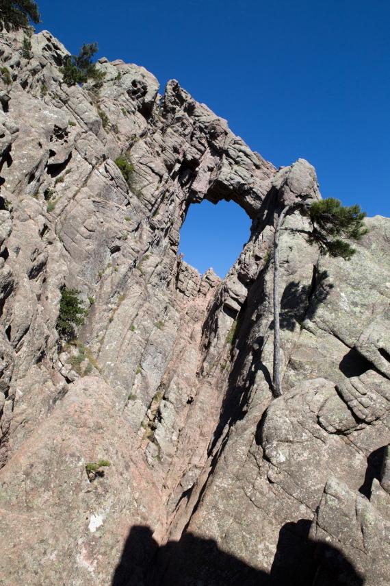 Cucuruzzu, Capula en Col de Bavella  - © flickr user Carolien Coenen 3