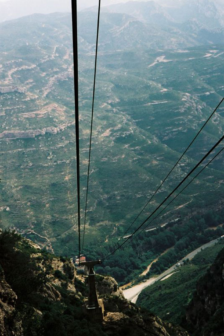 Cable Car - © By Flickr user EugeneRegis