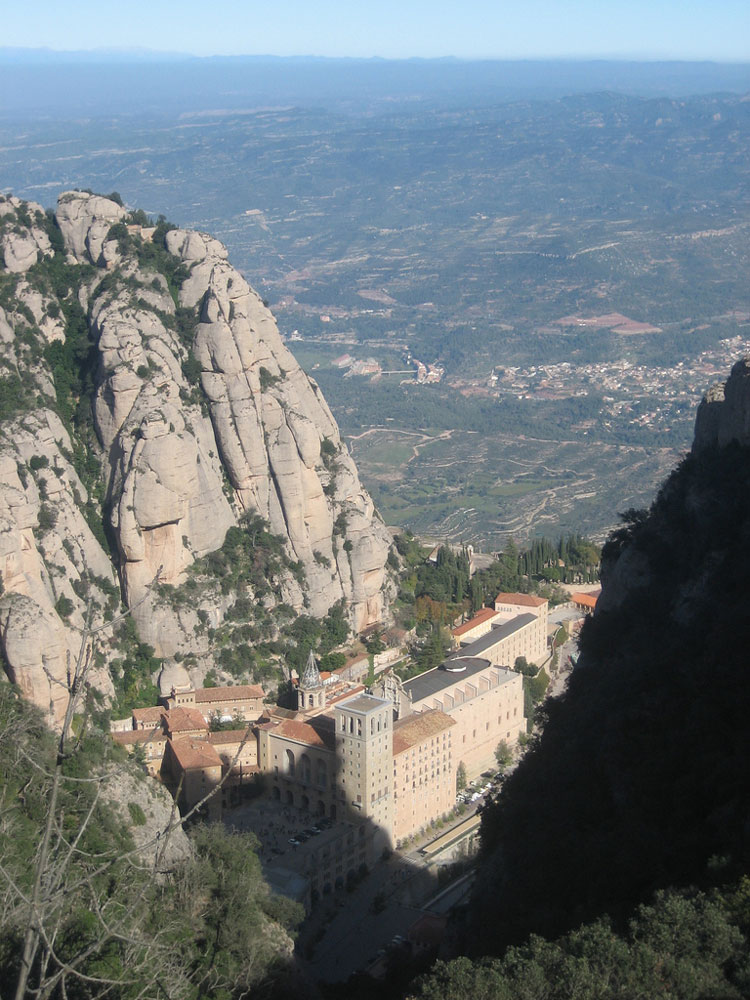 Convent of Montserrat - © By Flickr user Erik Cleves Kristensen