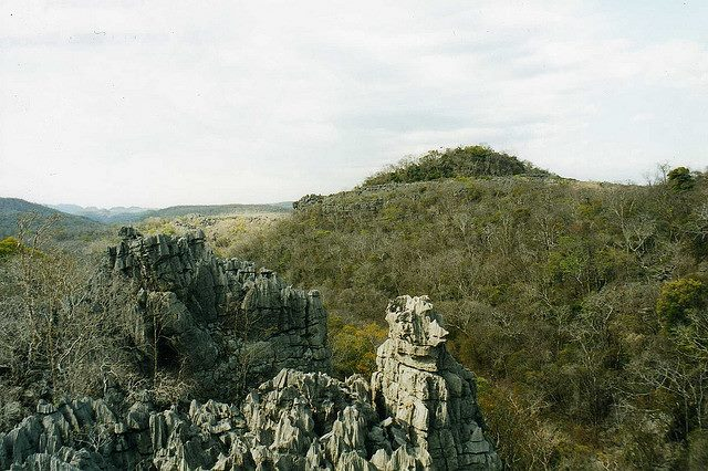 Ankarana NP: Ankarana NP - © Copyright Flickr user wallygrom