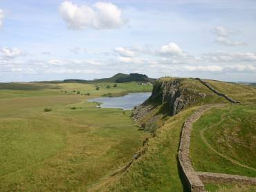 Hadrian's Wall - Walks in the UK
