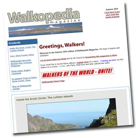 Walkopedia Magazine